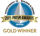 Britton Homes 2015 PRISM AWARD - Gold