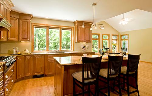 Britton Homes Kitchen Makeover
